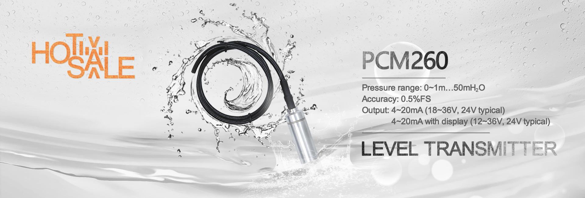 PCM260 Pressure/Level Transmitter