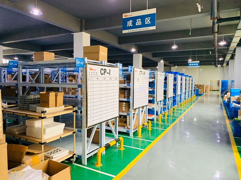 New warehouse reform to speed up delivery