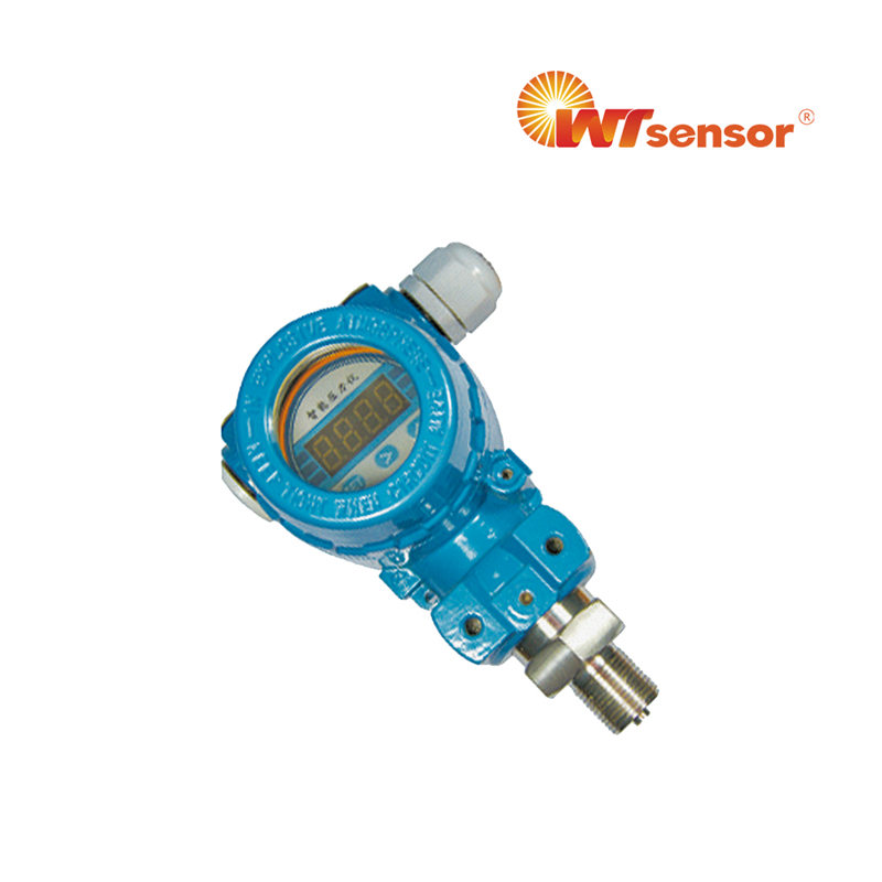PCM460 Pressure Transmitter with Display