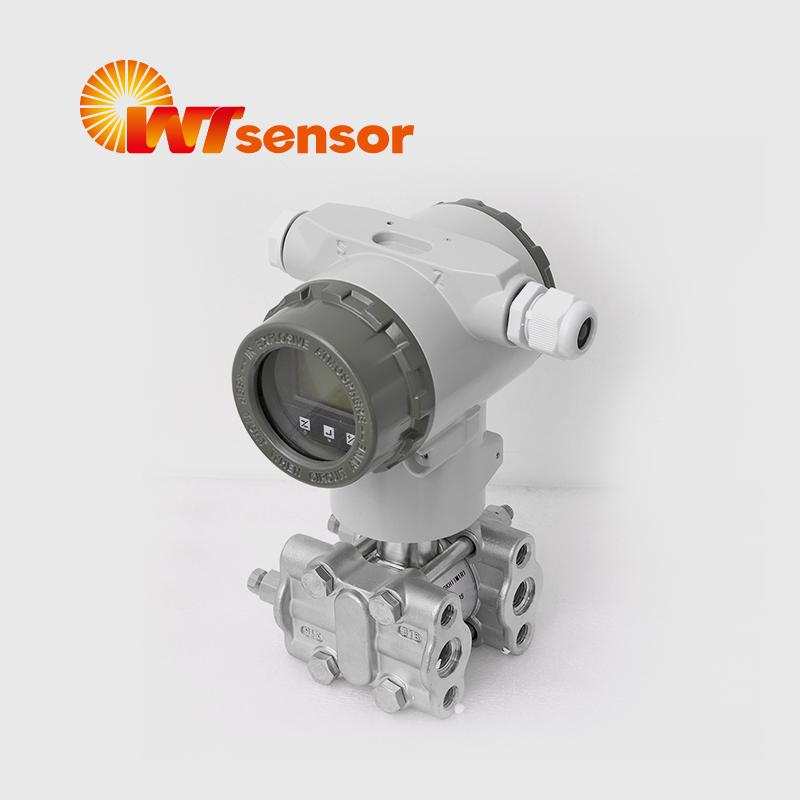 PCM3051S-LT, RD intelligent flange pressure and differential pressure transmitter