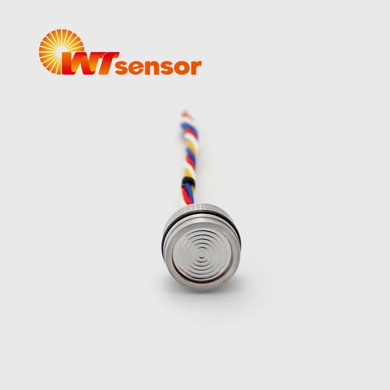 P19 High Stability Piezoresistive Silicon Pressure Sensor