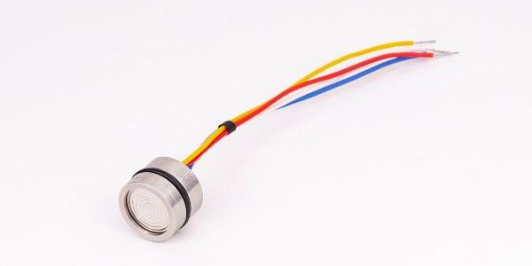 Pressure sensor overload protection